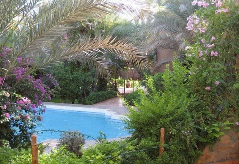 Riad Lamane, Zagora, Outdoor Pool