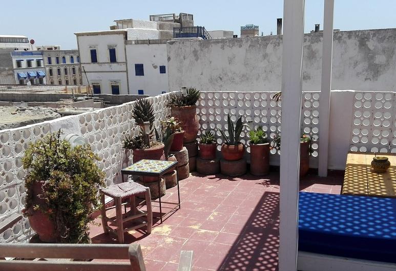Dar El Paco, Esauira, Terraza o patio