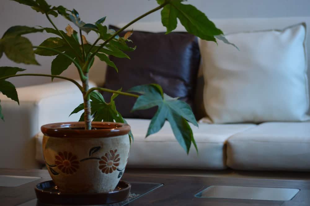 Chambre Double Standard (Apartment) - Coin séjour