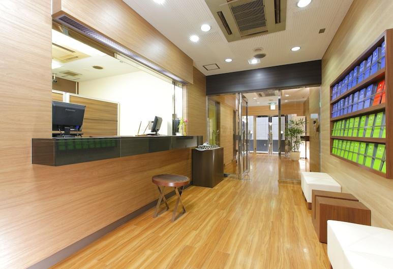 Flexstay Inn Sugamo, Tokyo, Vastuvõtuala