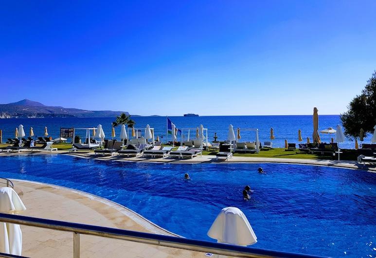 Kiani Beach Resort Family - All Inclusive, Chania, Outdoor Pool