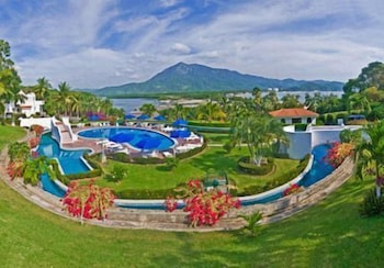 Foto del Palma Real Hotel en Manzanillo