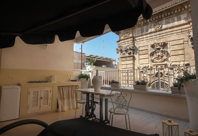 Dimora Ada, Monopoli, Deluxe Double Room, Terrace, Terrace/Patio