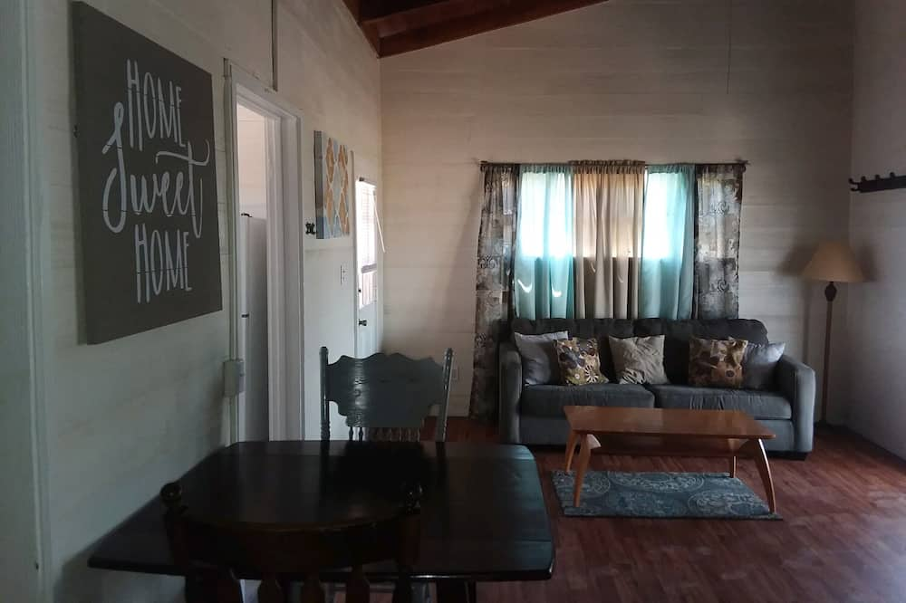 Casa de campo, 1 habitación - Sala de estar