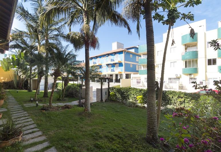 Aluguel Apartamento 2 quartos Ancora 302-11, Bombinhas, Garden