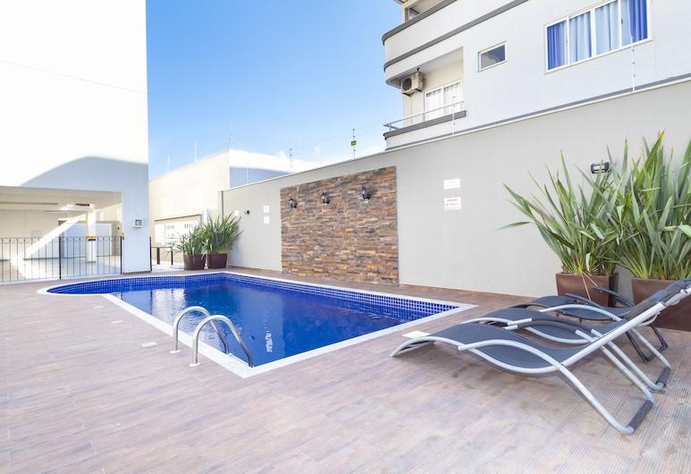 Aluguel Apartamento 2 quartos 1 suite Piscina 399, Bombinhas