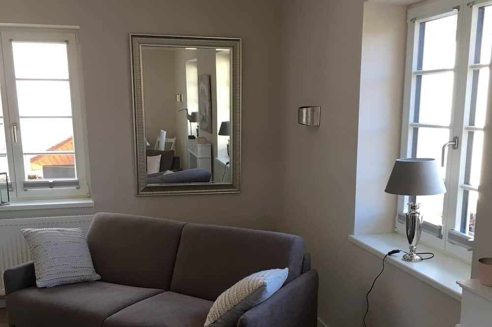 Comfort-Apartment, Talblick - Wohnbereich