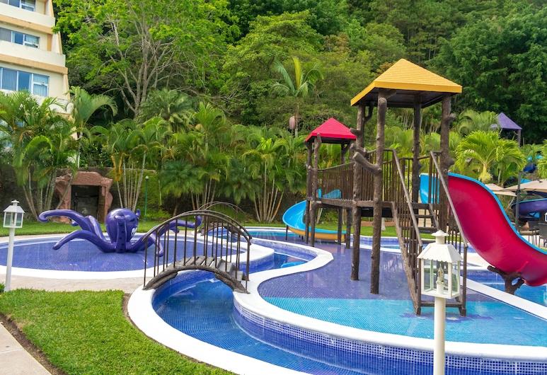 Hotel El Gran Chortí, Esquipulas, Children's Pool