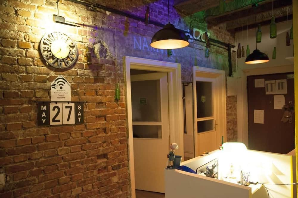 Classic-Doppelzimmer, Gemeinschaftsbad (2) - Gemeinschaftsküche