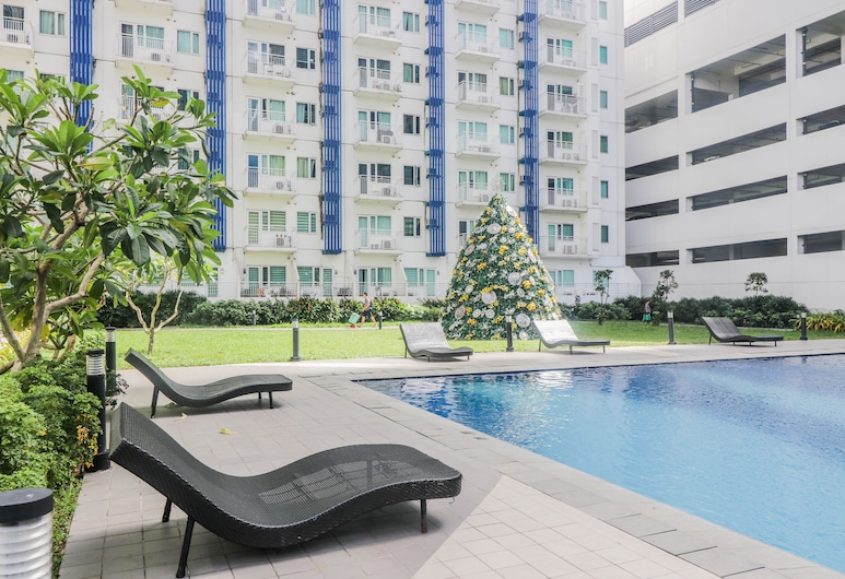 Grass Residence SM North Condotel by Mademoiselle, Quezon City, Pool