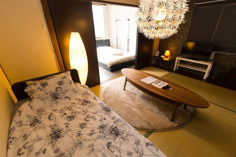 Standard Double Room 301 - Living Area