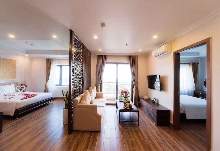 Kim Bao Hotel, Hai Duong, Grand Suite, Guest Room