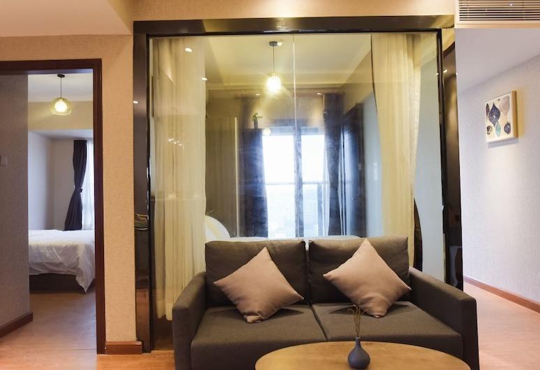 Xingyu Xingxiang Apartment Hotel, Shenzhen, Apartemen Eksekutif, Kamar Tamu