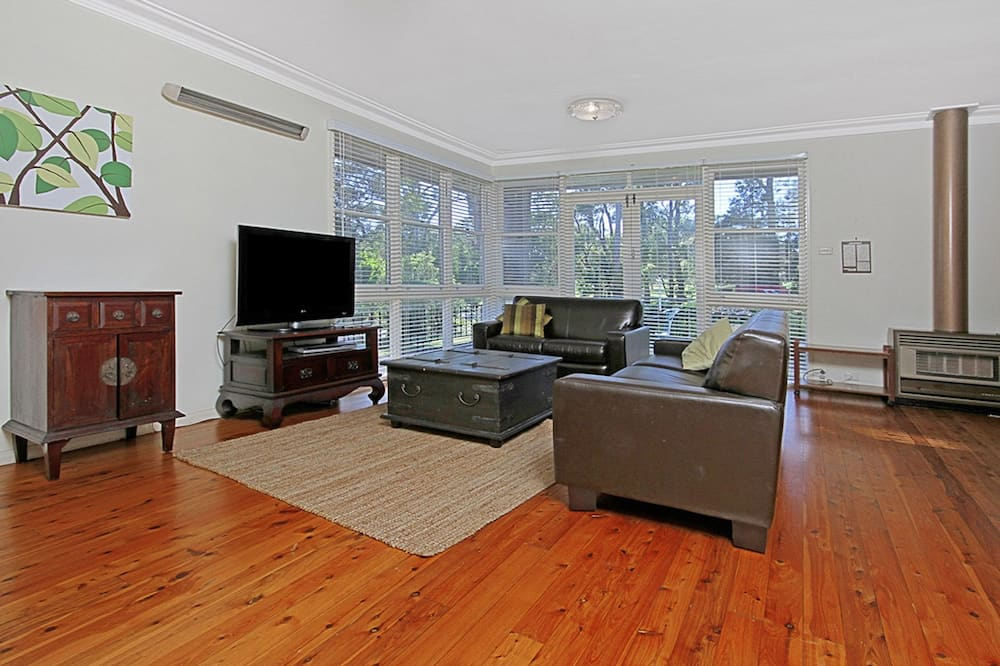 Talo (3 Bedrooms) - Oleskelualue