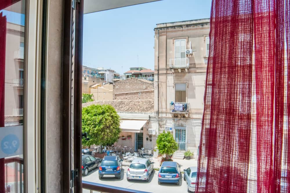 Studio - balkong - Utsikt från rummet