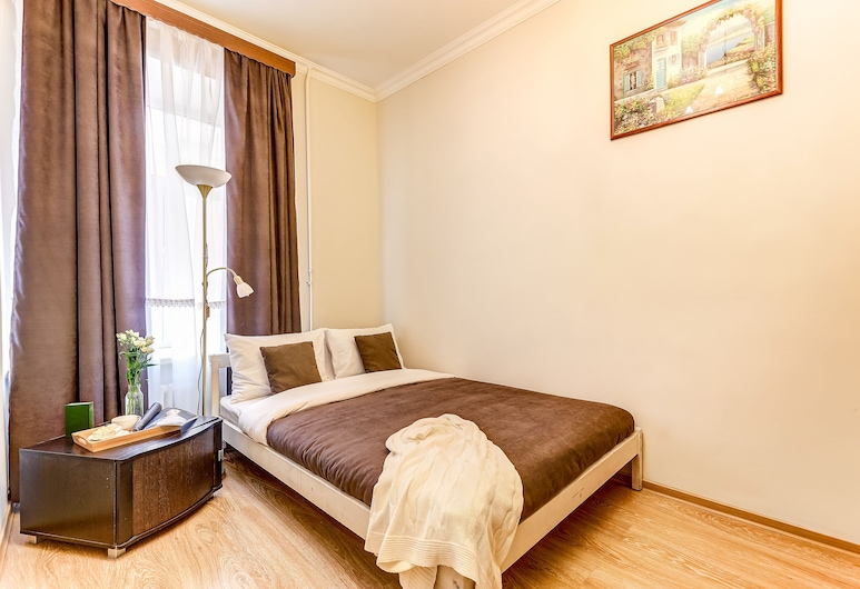 Welcome Home Apartments Pushkinskaya 17, סנט פטרסבורג, חדר