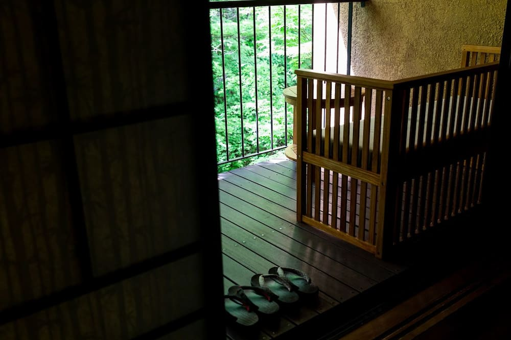 Zimmer (Lapis Lazuli) - Balkon