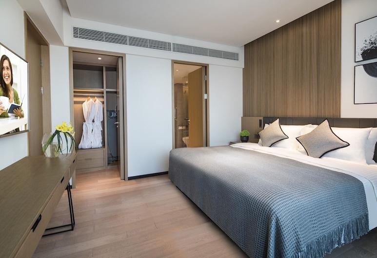 Citadines Songshan Lake Dongguan, Dongguan, Appartement Exécutif, 1 chambre, Chambre