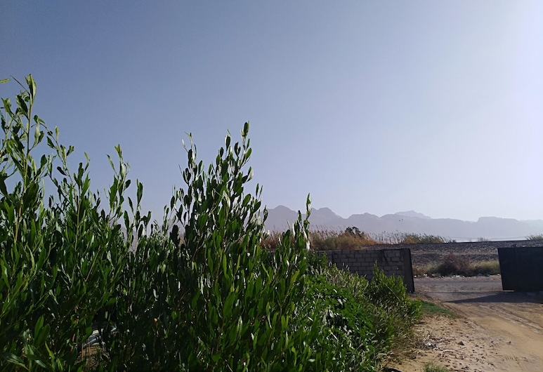 Eid home, Wadi Rum