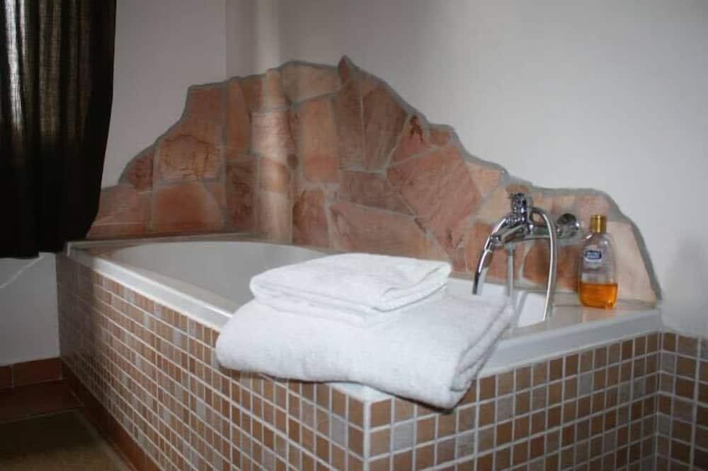 Izba typu Deluxe, súkromná kúpeľňa (External) - Kúpeľňa