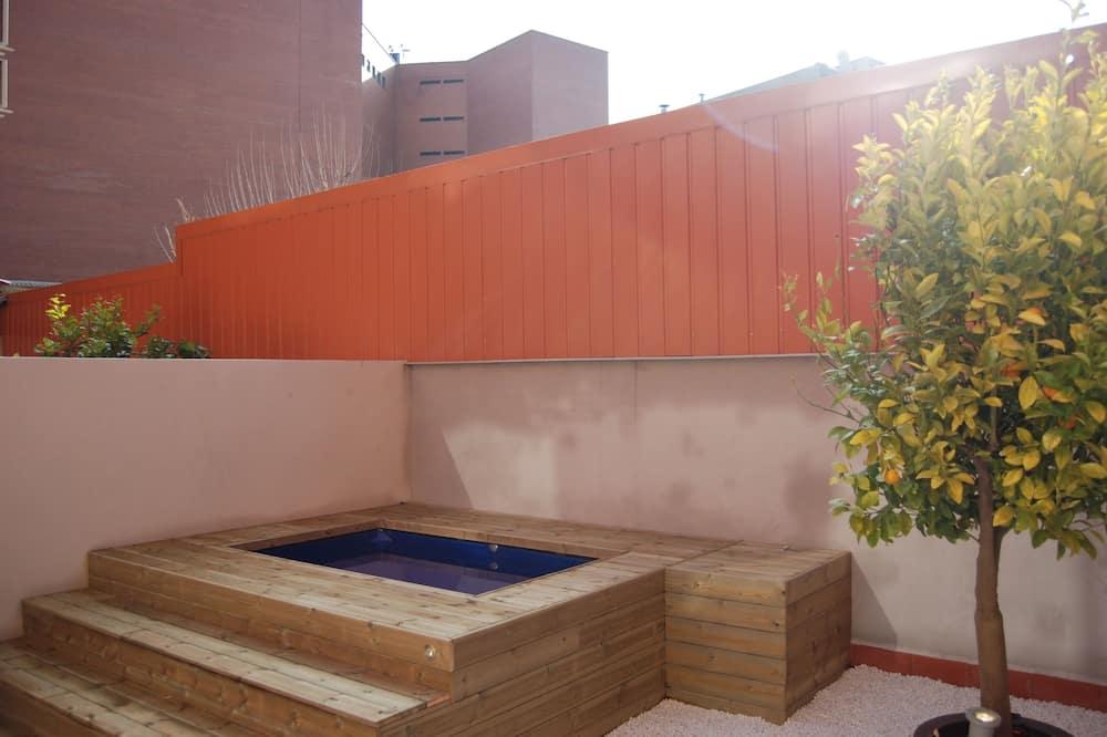 Nhà Duplex, 2 phòng ngủ, Hồ bơi riêng - Hồ bơi riêng