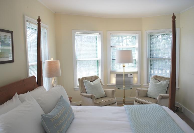 Anne's Washington Inn, Saratoga Springs, Štandardná dvojlôžková izba, vlastná kúpeľňa (Room 24), Vnútorné priestory hotela