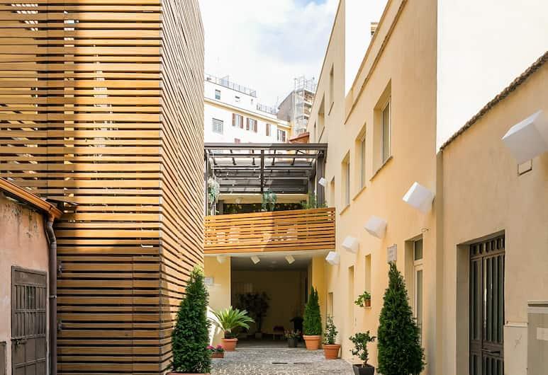 Demetra Guest House, Roma, Dış Mekân