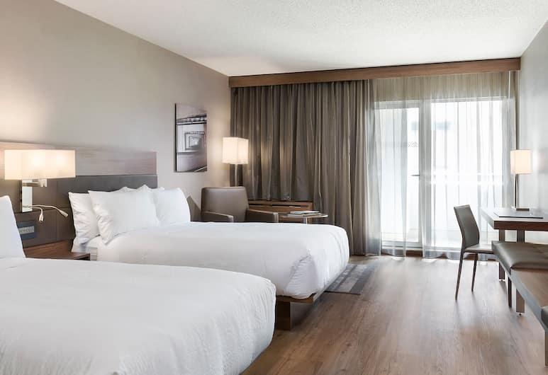 AC Hotel by Marriott Miami Midtown, Miami, Kamar, 2 Tempat Tidur Queen, Kamar Tamu