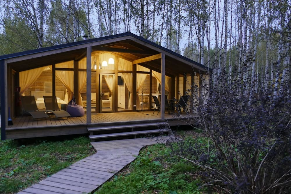 Ferienhaus, 1 Schlafzimmer, Gartenblick (Panorama 2) - Profilbild