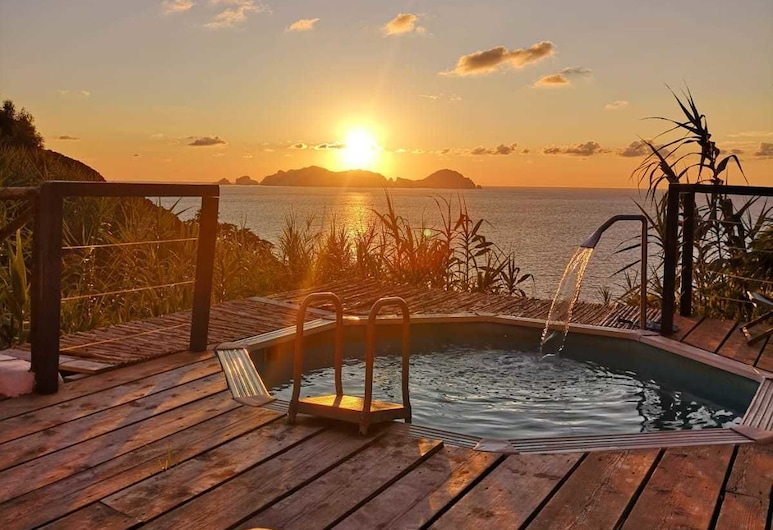 CasaVictoria, Ponza, Εσωτερική πισίνα
