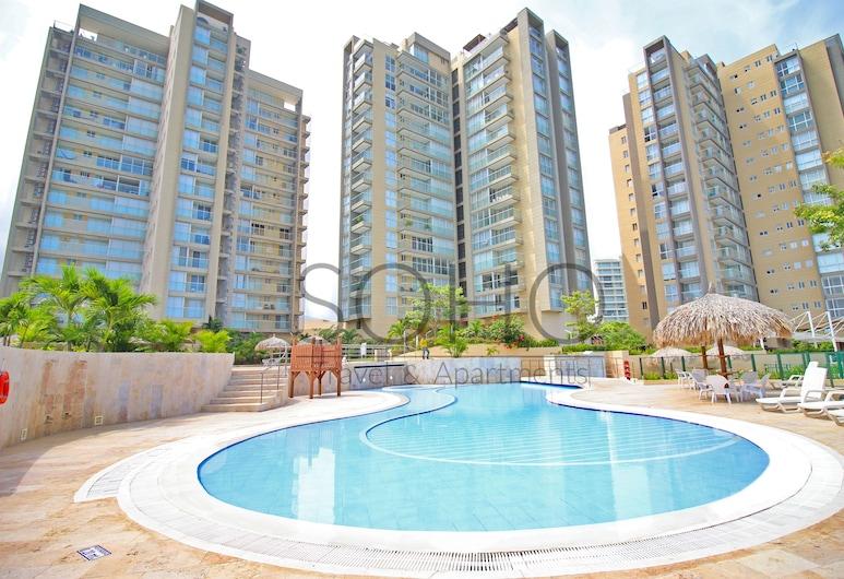 Apartamentos Zazue - Bello Horizonte, Santa Marta, Outdoor Pool