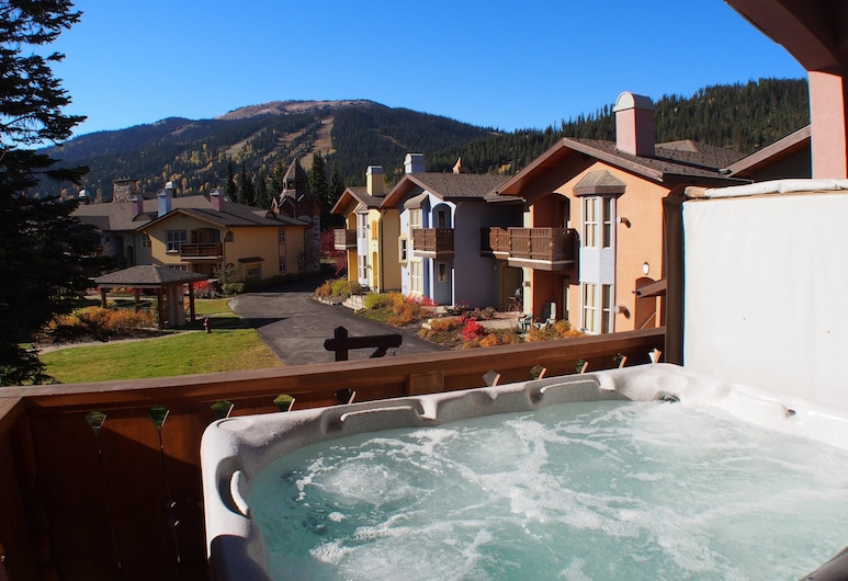 Crystal Forest #72 By Bear Country, Sun Peaks, Appartamento, 2 camere da letto, Spa