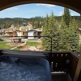 公寓客房, 2 間臥室 - 私人 Spa 浴缸