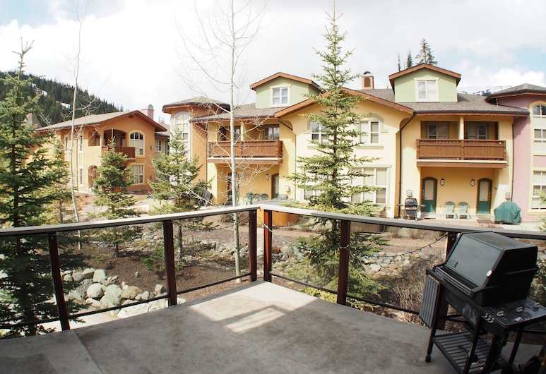 Trappers Landing #05 By Bear Country, Sun Peaks, Townhome, 3 Bedrooms, Balcony
