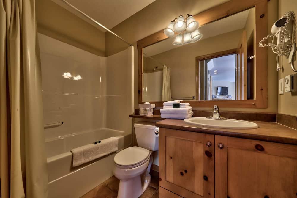 公寓客房, 4 間臥室 - 浴室