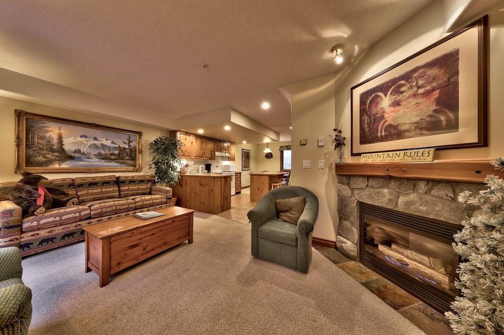 Domek, 2 sypialnie - Salon