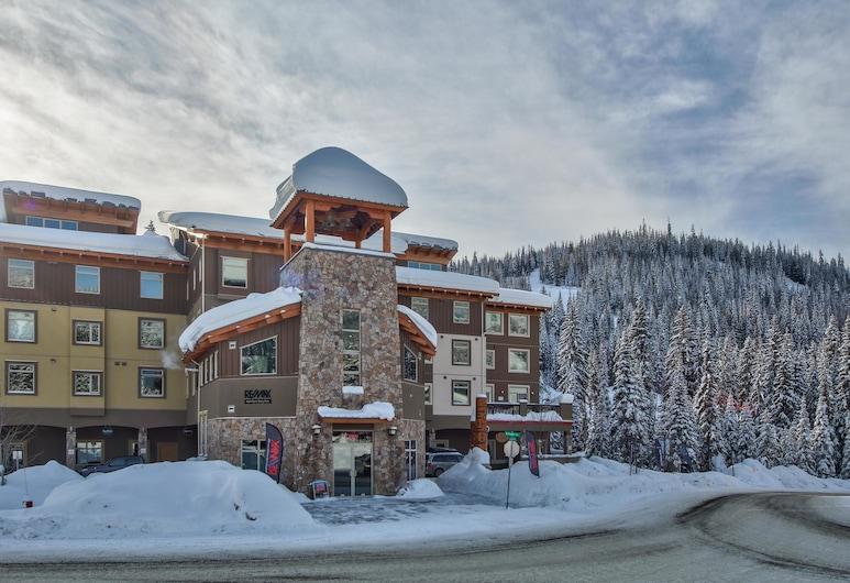 Kookaburra Lodge #203 By Bear Country, Sun Peaks, Condo, 2 Bedrooms, Exterior