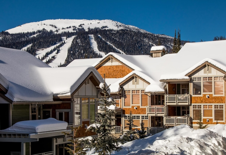 Settlers Crossing #62 By Bear Country, Sun Peaks, Condo, 2 Bedrooms, Exterior