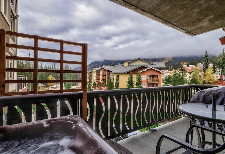 Kookaburra Lodge #201 By Bear Country, Sun Peaks, Apartment, 2 Schlafzimmer, Balkon