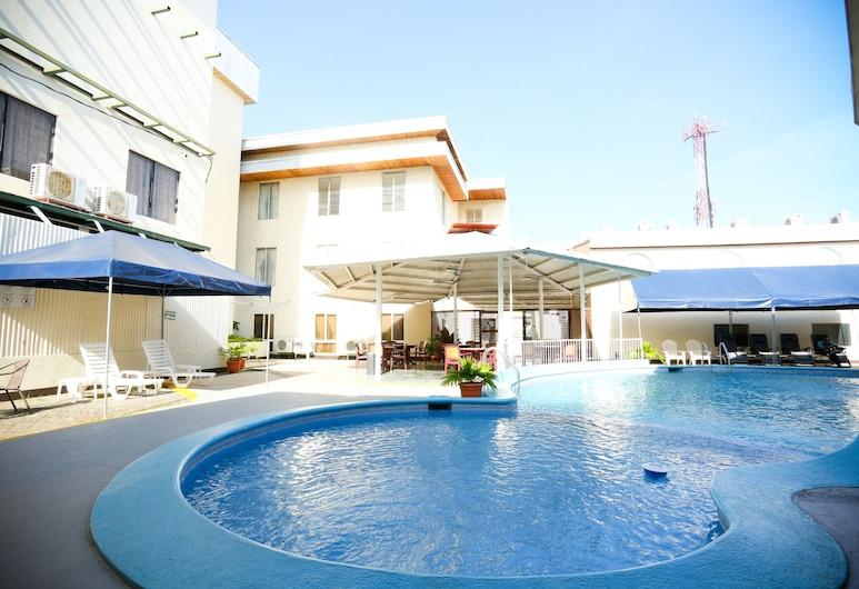 Hotel Mansion Teodolinda, Μανάγουα, Πισίνα