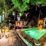Luxury Cabin, Multiple Beds, Garden View - Terrace/Patio