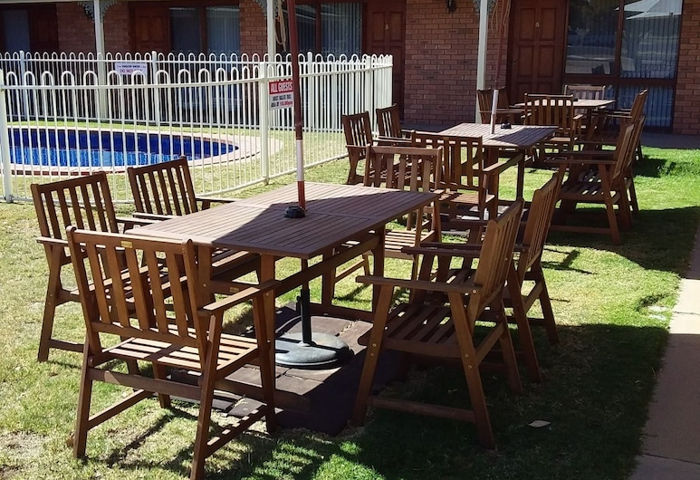 Regency Court Motel, Cobram, Barbekü/Piknik Alanı