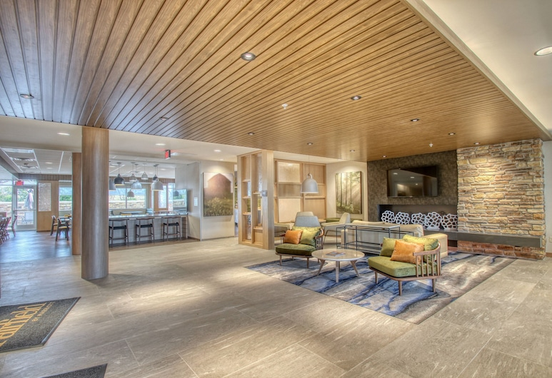 Fairfield Inn & Suites by Marriott Appleton, Appleton, Lobby