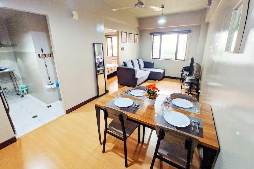 Apartemen Comfort (B8) - Area Keluarga