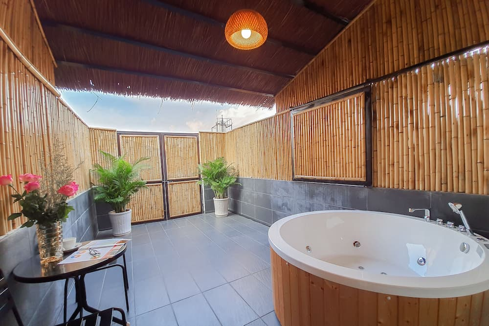 Estudio de diseño, 1 habitación - Bañera de hidromasaje privada