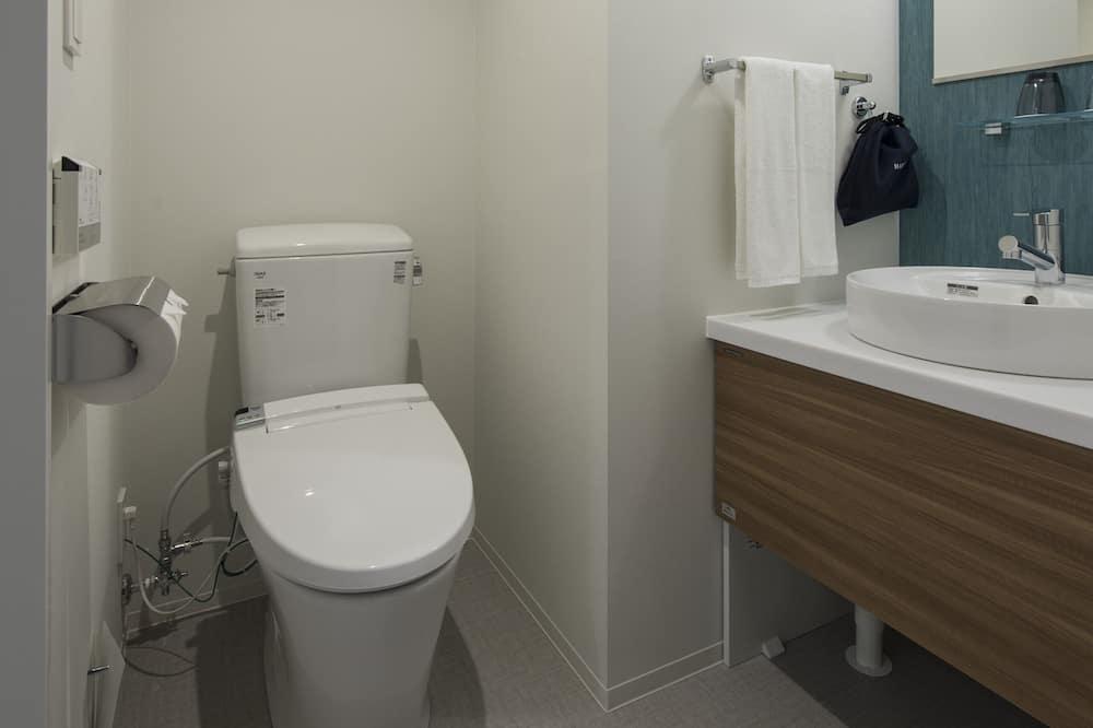 Twin Room, Accessible - Bilik mandi