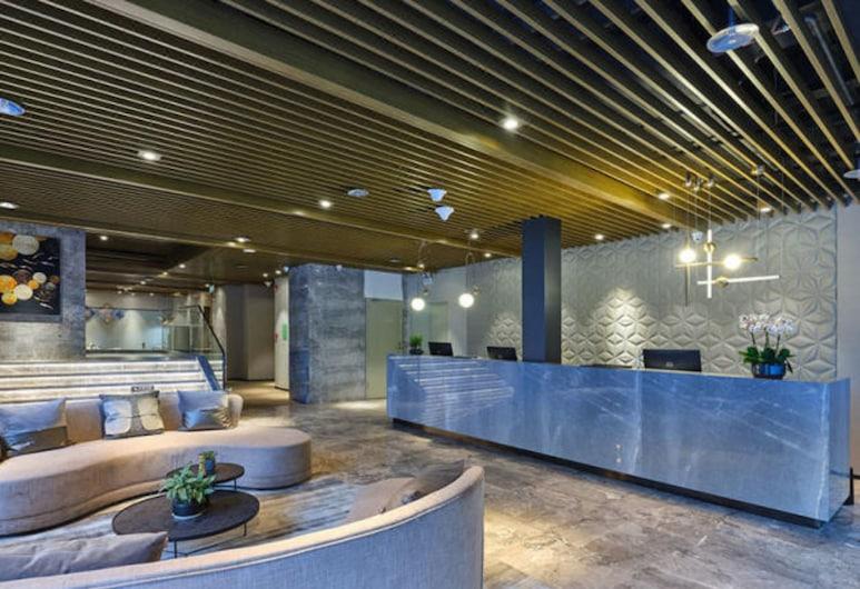 Shilo Naci Hotel , Shenzhen, Sitzecke in der Lobby