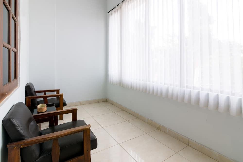 Standardní pokoj se dvěma jednolůžky - Balkón