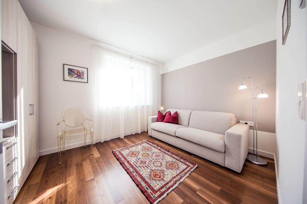 Standard Apartment (OG Barleit) - Living Area