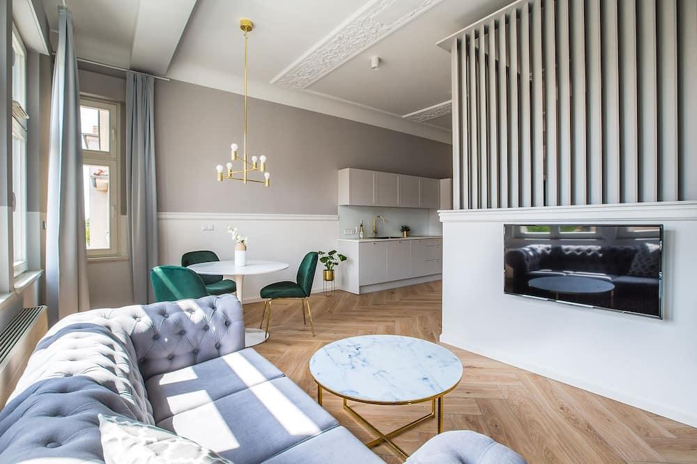 Superior Apartment (2) - Bilik Rehat